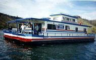 The Cascades Houseboat