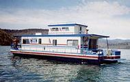 14 Sleeper Penthouse Houseboat