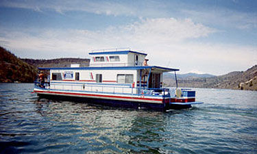 14 Sleeper Penthouse Houseboat