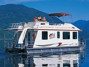 40 Mirage Houseboat