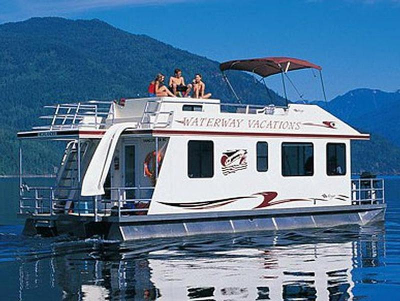 40 Mirage Houseboat on Pontoon Boat Rentals Lake Travis