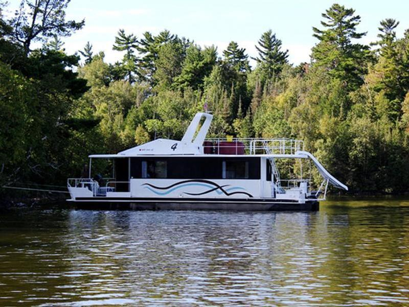 42 Foot Cruiser Houseboat