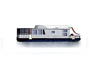 42 Voyageur Class Houseboat