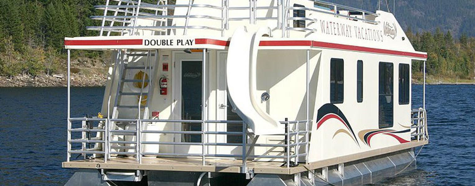 42 Mirage Houseboat