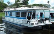 44' 8 Sleeper Houseboat