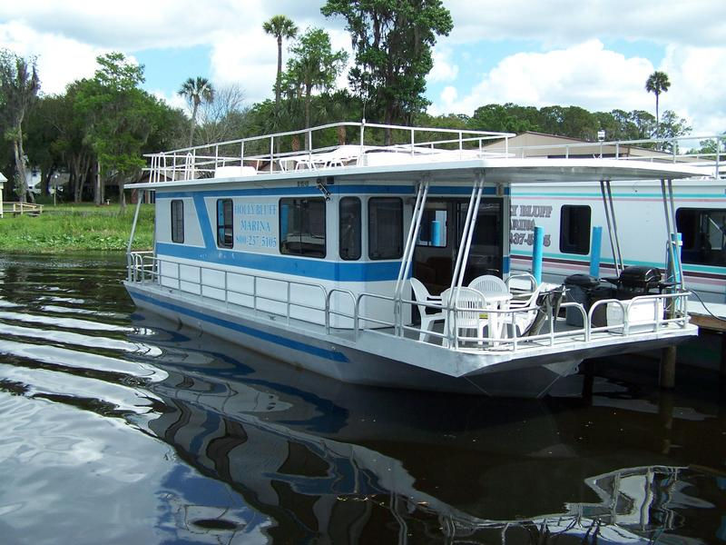 44 Foot 8 Sleeper Houseboat