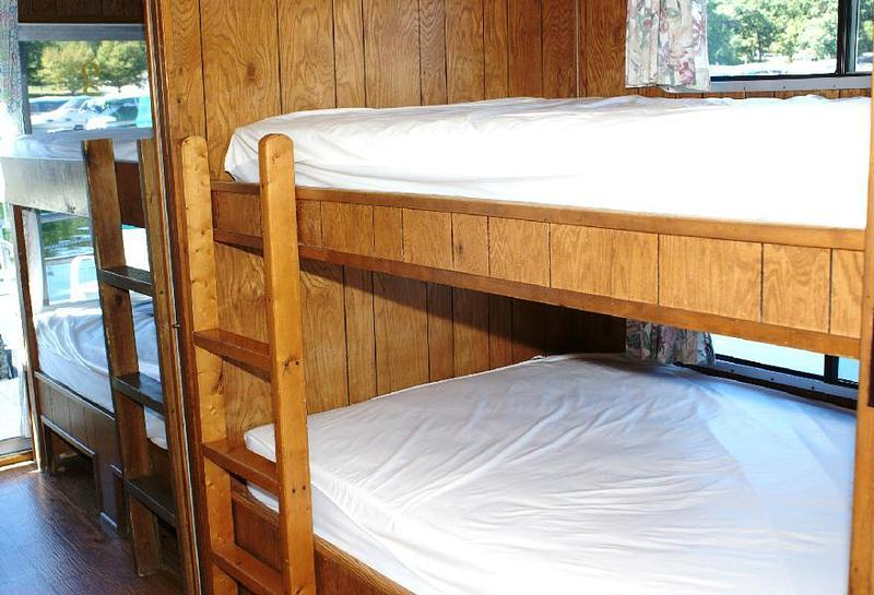 Bunked Bed Front