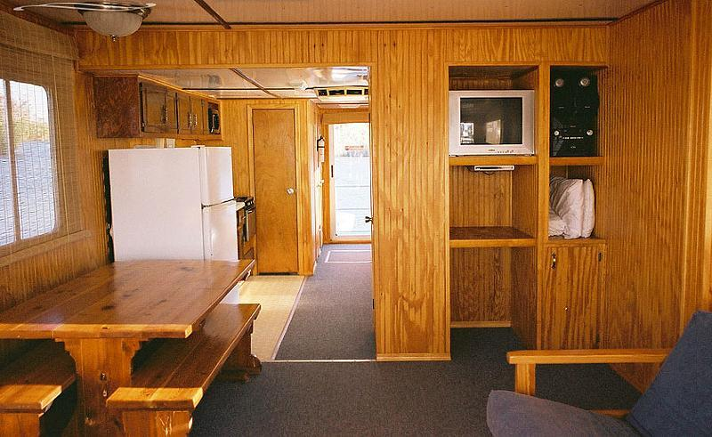 44 Foot Miller's Houseboat