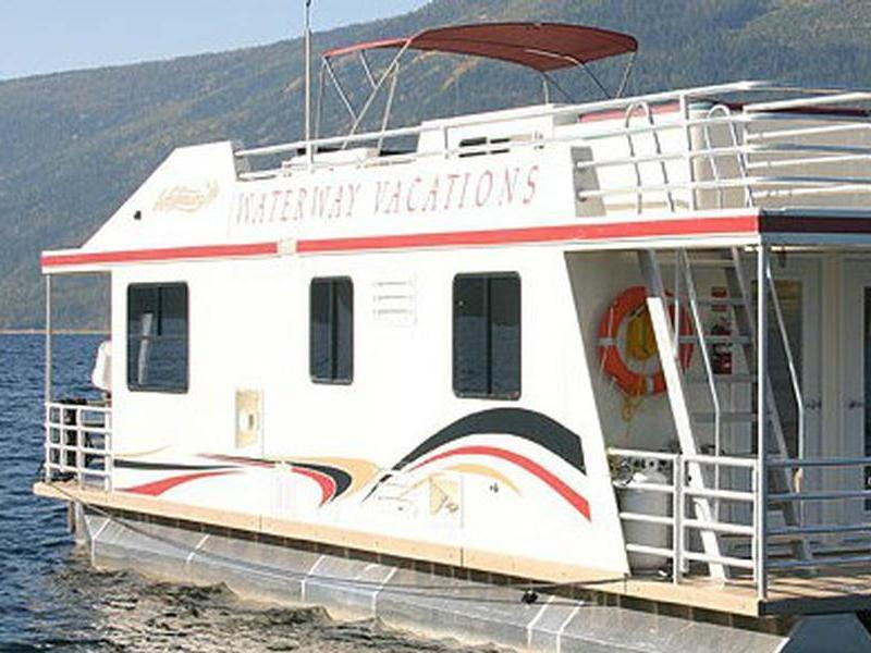 44 Mirage Houseboat