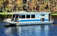 45' 6 Sleeper Executive Houseboat