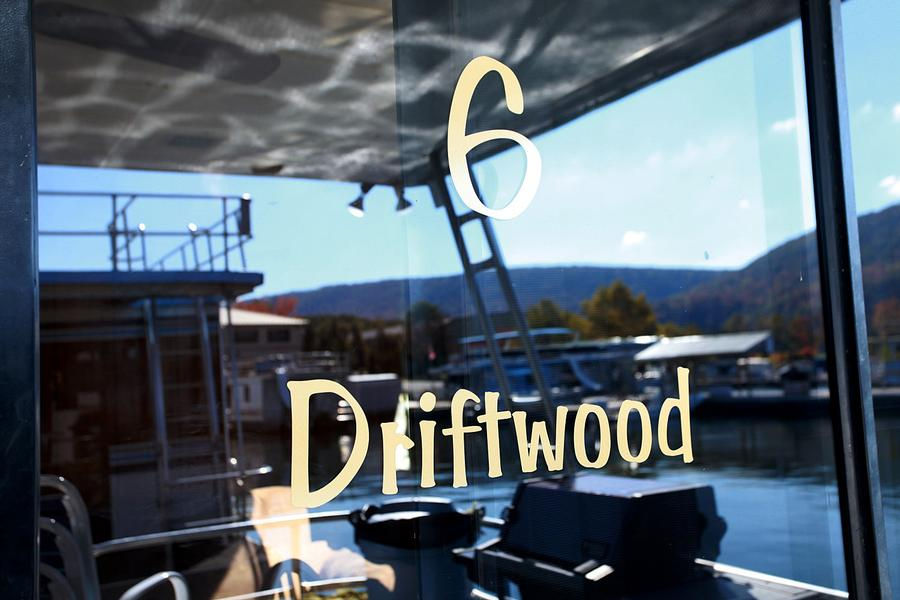 46 Foot Driftwood Houseboat
