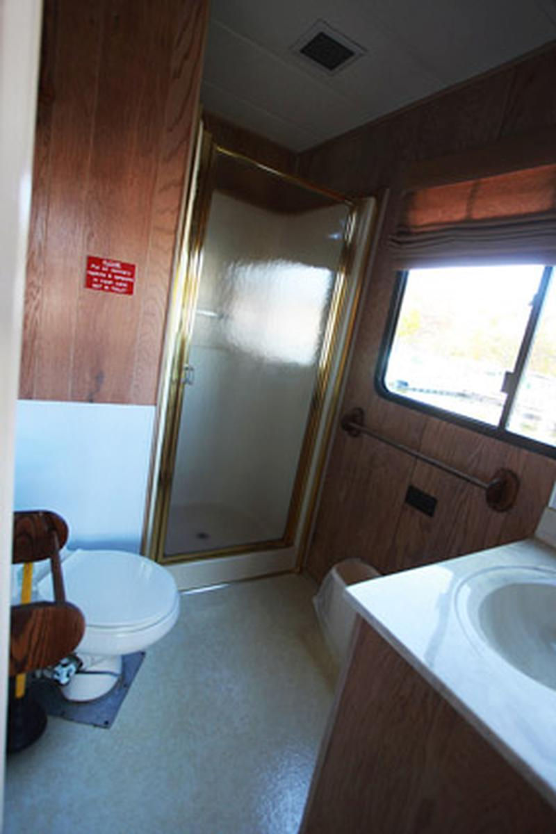46 Foot Minnow Houseboat