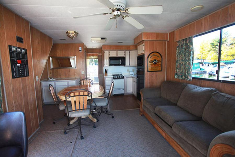 46 Foot Striper Houseboat