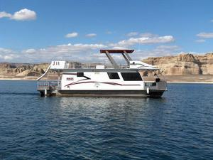 46 Voyager Class Houseboat