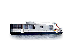 47 Voyageur Class Houseboat