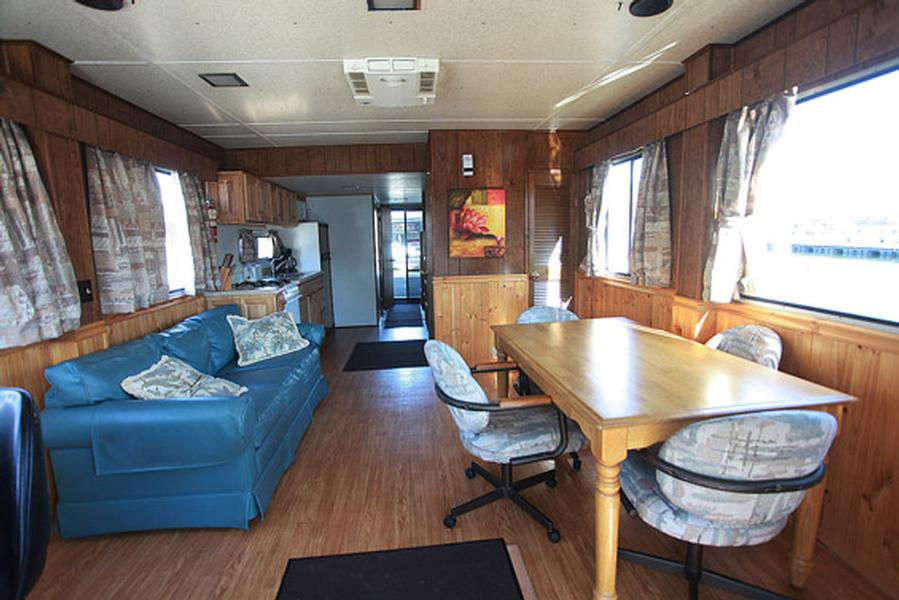 48 Foot Sun Runner Houseboat