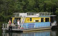 48' Sun Runner Houseboat