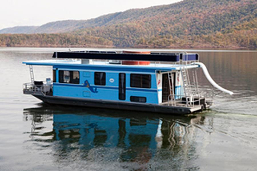 48 Foot The Lisa Houseboat