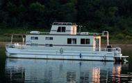 50' Bunk Bed Houseboat