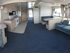 50 Foot XT Houseboat