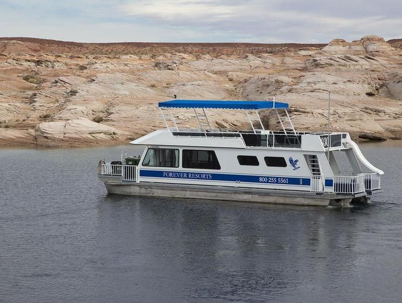 50 Foot Forever 8 Houseboat