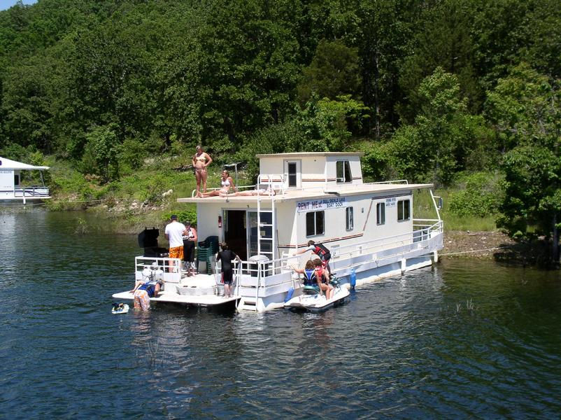 50 Foot Wet Bar Houseboat