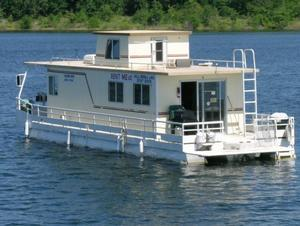 50 Foot Wet Bar Houseboat