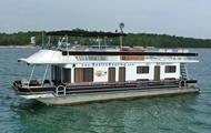 55 Foot Deluxe Houseboat