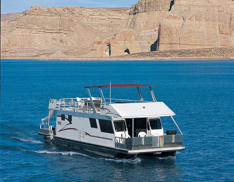 53 Adventurer Class Houseboat on Luxury Lake Travis Boat Rentals