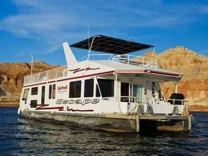 54 Escape Houseboat