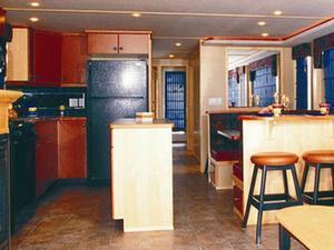 56 Mirage Houseboat