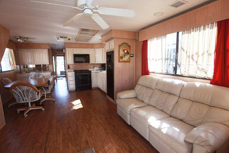 58 Foot Cove Dweller Houseboat