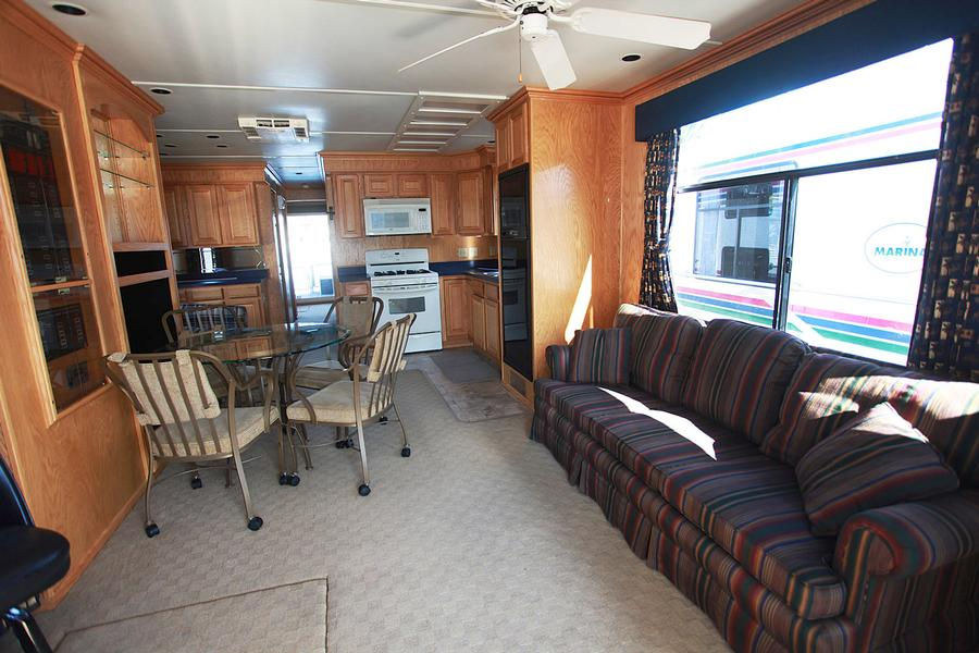 58 Foot Juniata Houseboat