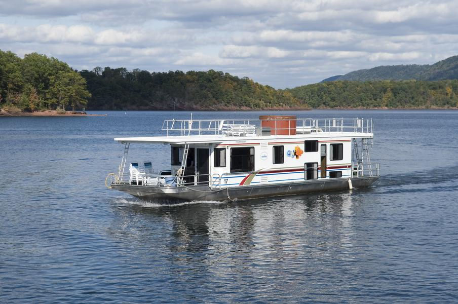 58 Foot Merry Margaret Houseboat
