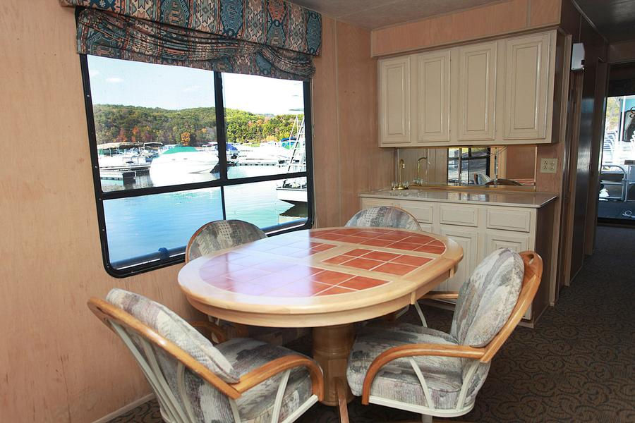 58 Foot Unforgettable Houseboat