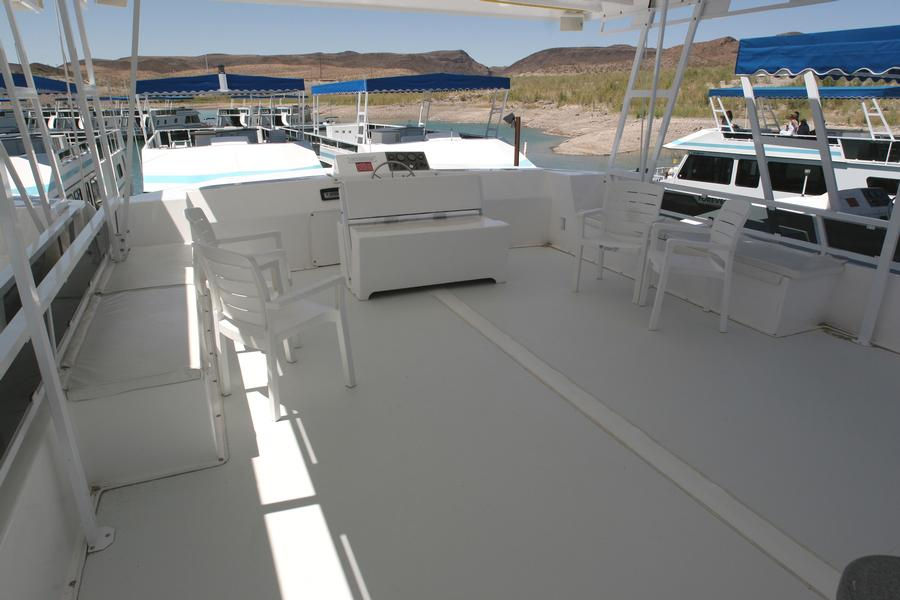 60 Foot Eagle Houseboat