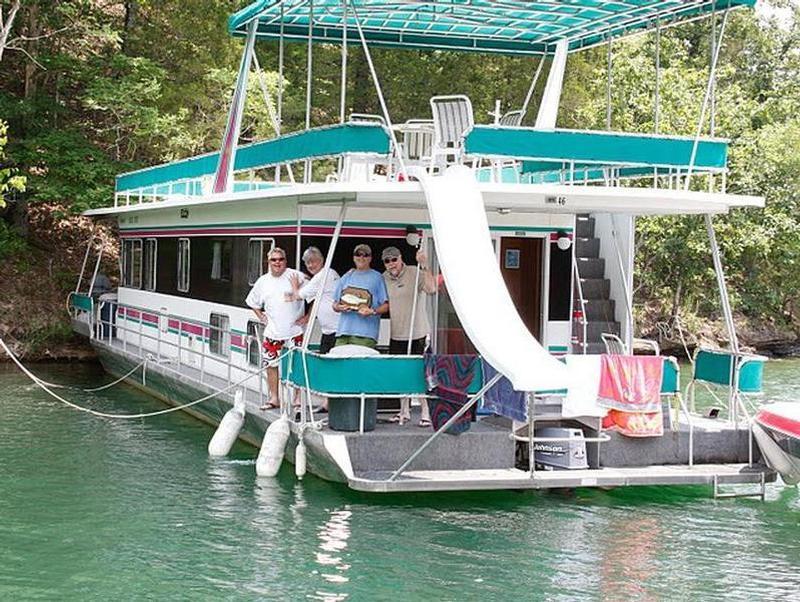 60 Foot Discoverer Houseboat