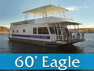 60' Eagle Houseboat
