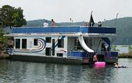 60' Blue Heron Houseboat