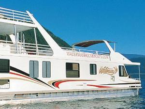 70 Genesis Houseboat