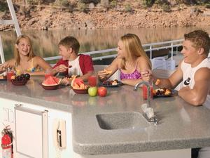 Meal Planning For Your Houseboat Vacation