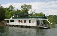 74' Flagship Houseboat