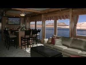 75' Silver XTreme Houseboat