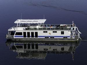 Lake Powell Houseboat Als