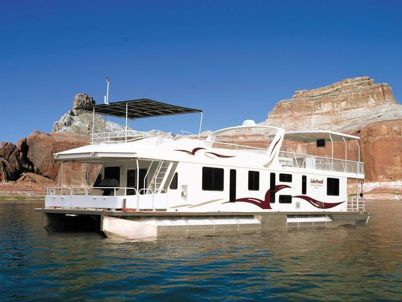 75 Excursion Houseboat