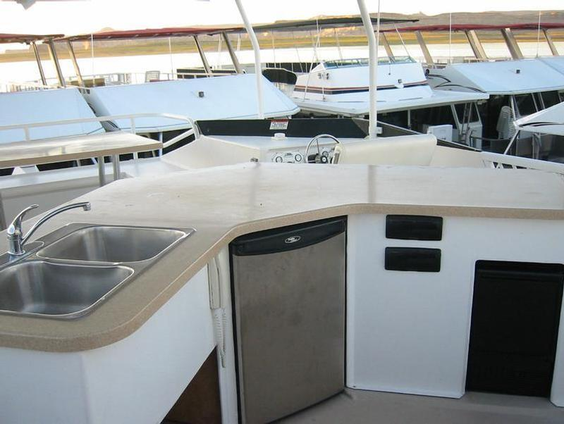 75 Foot Odyssey Class Houseboat