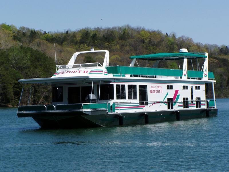 84 Foot Bigfoot Ii Houseboat