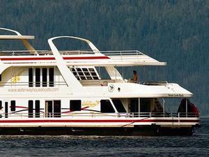 94 Legacy Houseboat
