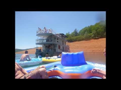 A Pirates Life for Me! 2013 Shasta Lake Houseboat