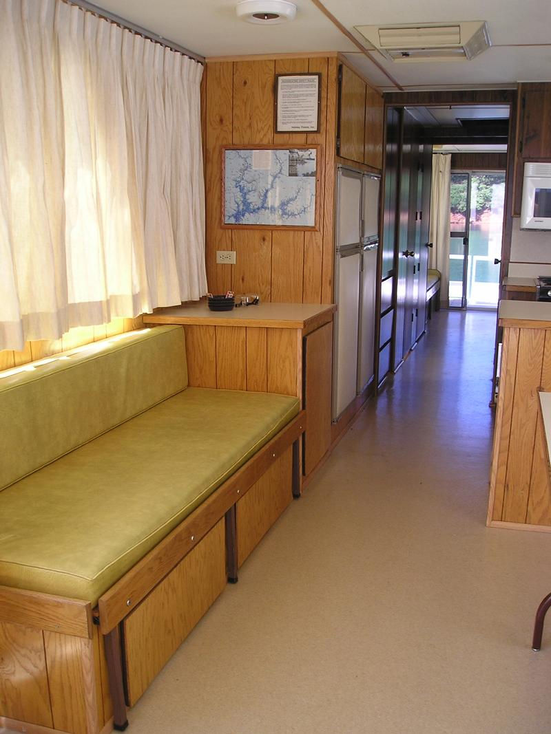 Admiral Houseboat